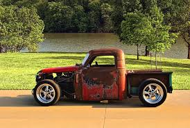 american rat rod cars trucks for sale 1950 chevrolet rat rod truck