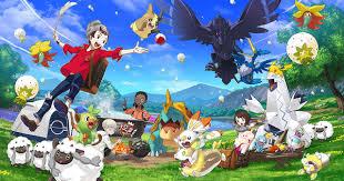 Sword Shield Pokedex Pokemon List Pokemon Sword And Shield