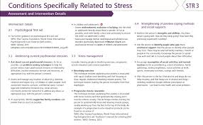 doctors note for stress and anxiety acute stress disorder
