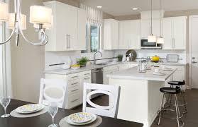 White Galaxy Granite Kitchen Kitchen Linen White Kitchen Cabinets Timberlake Rushmore Linen