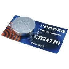 «<b>Батарейка</b> Renata <b>CR2477N</b> 3V 950mAh» — Электроника ...