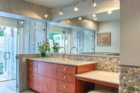 bathroom track lighting. Photo 1 Of 7 Bathroom Vanity Track Lighting #1 Stylist And Luxury For Design M