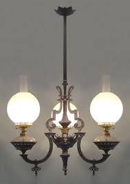 oil chandelier image