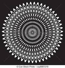 Black And White Patterns New Black White Circle Design Pattern White On Black Circle