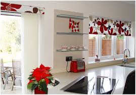 Red Curtains For Kitchen Best Way To Picking Curtains For Your Modern Kitchen Rafael Home