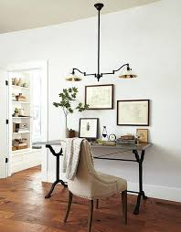 gallery small home office white. Home Office Lighting View In Gallery Creating A Simple  Small Space Gallery Small Home Office White E