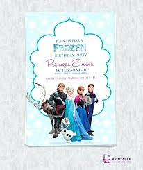 make your own frozen invitations diy frozen invitations pixeljam