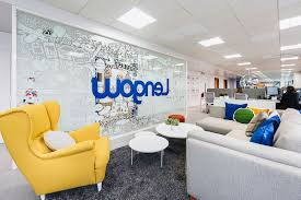 cool office space designs. Colorful Office Space Design Looks So Attractive Cool Designs