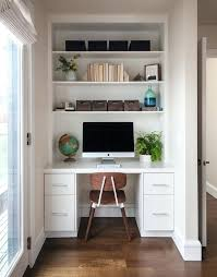 Realistic Built In Desk Ideas For Small Spaces 68 On Home Design Ideas with  Built In Desk Ideas For Small Spaces