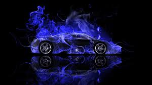 All images belong to their respective owners and are free for personal use only. Blue Wallpaper Fire Ferrari Car