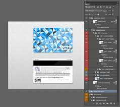 Credit Card Templates For Sale Bank Card Credit Card Layout Psd Template Front Back Smart Credit