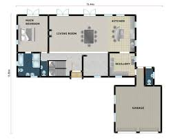House plans  building plans and   house plans  floor plans from    House plan PL C  floorplan ground