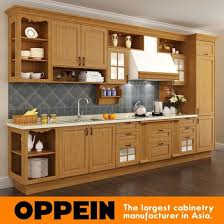 solid wood kitchen cabinets. Red Oak Solid Wood Wholesale Modular Kitchen Cabinetry (OP15-S07) Cabinets