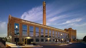 cool office buildings. Brilliant Cool Clutchu0027s Revitalized Boiler House Office Building In Ambler  For Cool Office Buildings R