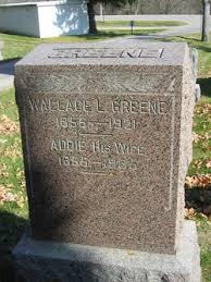 "Adelaide ""Addie"" Mills Greene (1855-1935) - Find A Grave Memorial"
