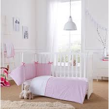 clair de lune barley bebe 2 piece quilt and coverlet with per set to fit cot