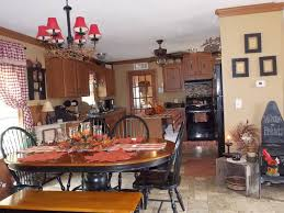 manufactured home decorating - kitchen