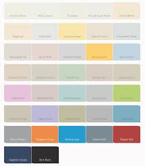 Dulux One Coat Colour Chart Dulux Easycare Washable And Tough Matt Colours 2 5l