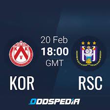 KV Kortrijk - Anderlecht Wetten » Quoten im Vergleich + Live Stream