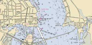 Neuse River Depth Chart New Bern Nc Weather Tides And Visitor Guide Us Harbors