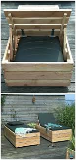 diy wood patio furniture. Diy Wood Patio Furniture Lounge Bed Instructions Outdoor Ideas . T