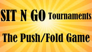 6 Max Hyper Turbo Push Fold Chart The Push Fold Game In Sit N Gos Smart Poker Study