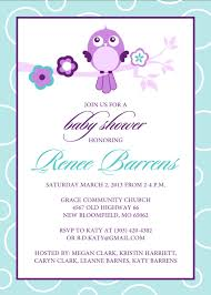 baby shower invite template word free baby shower invitation template wblqual com