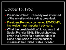 Image result for 1962–Cuban Missile Crisis, kennedy worrying by the window
