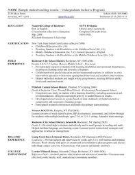 Resume Undergraduate] Resume Template For Undergraduate Students intended  for Undergraduate College Resume