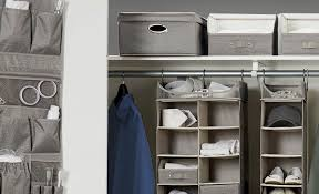 college students can use home storage solutions to organize their dorm rooms