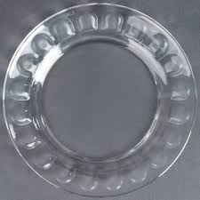 clear glass plates
