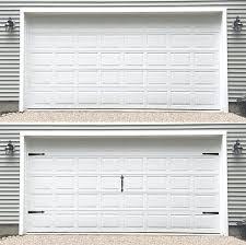 carriage garage door makeover