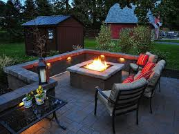 Captivating Patio And Firepit Ideas 24 Awesome Paver Outdoor Fire
