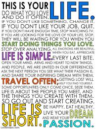 This Is Your Life Quote Impressive This Is Your Life Pictures Photos And Images For Facebook Tumblr