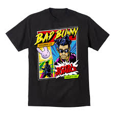 Bad Bunny x Royal Rumble 2021 Special Edition T-Shirt - WWE US