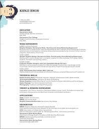 examples of impressive resume cv  designs   dzineblog com
