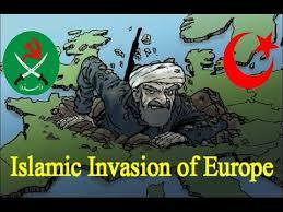 Risultati immagini per islam conquers europe