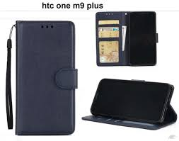 htc one m9 plus premium pu leather wallet case w 3 card slots pocket nvy trade me