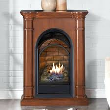 forge dual fuel natural gas propane fireplace reviews vent free wall mount ventless fireplaces
