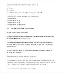 Complaint Email Template Writing A Letter Worksheet Preview