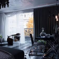 Modern Gothic Bedroom All Black Modern Gothic Bedroom Design Devparade