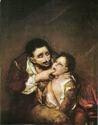 el lazarillo de tormes 1819 francisco goya