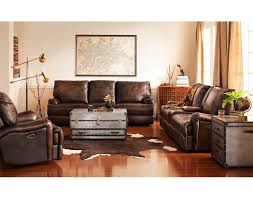 Living Room Colors With Brown Leather Furniture Leather Living Room Furniture American Signature Furniture