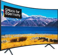 Samsung GU65TU8379U Curved-LED-Fernseher (163 cm/65 Zoll, 4K Ultra HD,  Smart-TV) online kaufen