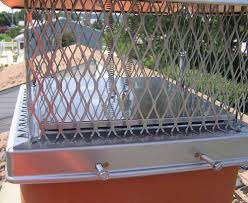 there are two main kinds of chimney dampers