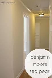 pearl wall paintMy Home Interior Paint color palate  simply organized