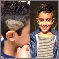 Kid Hair Style superman kids hair cut my nail art all hand painted pinterest 8499 by wearticles.com