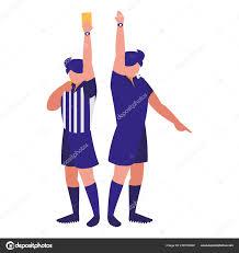 Referee Design Soccer Referee Design Stock Vector Djv 236100368