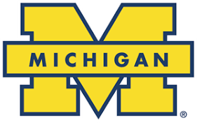 University of Michigan Logo Vector (.EPS) Free Download