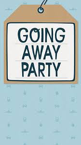 Free Going Away Party Invitations Free Retirement And Farewell Party Invitations Evite